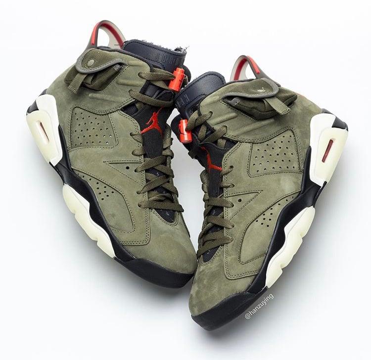 Pre-Order* - Travis Scott x Nike Air