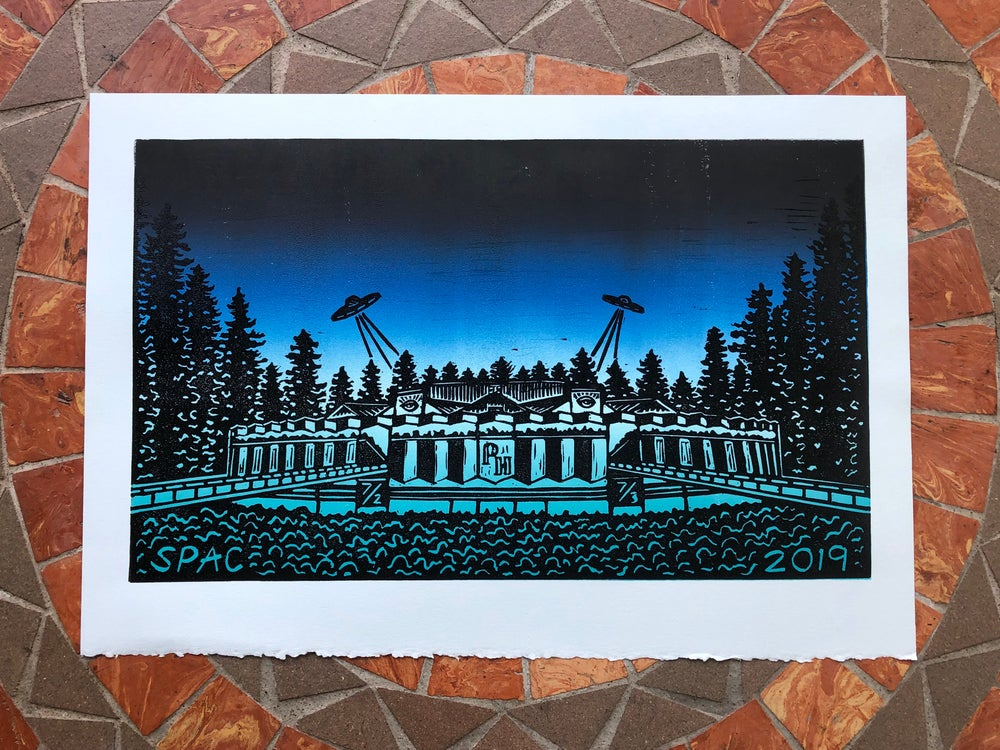 Image of SPAC prints
