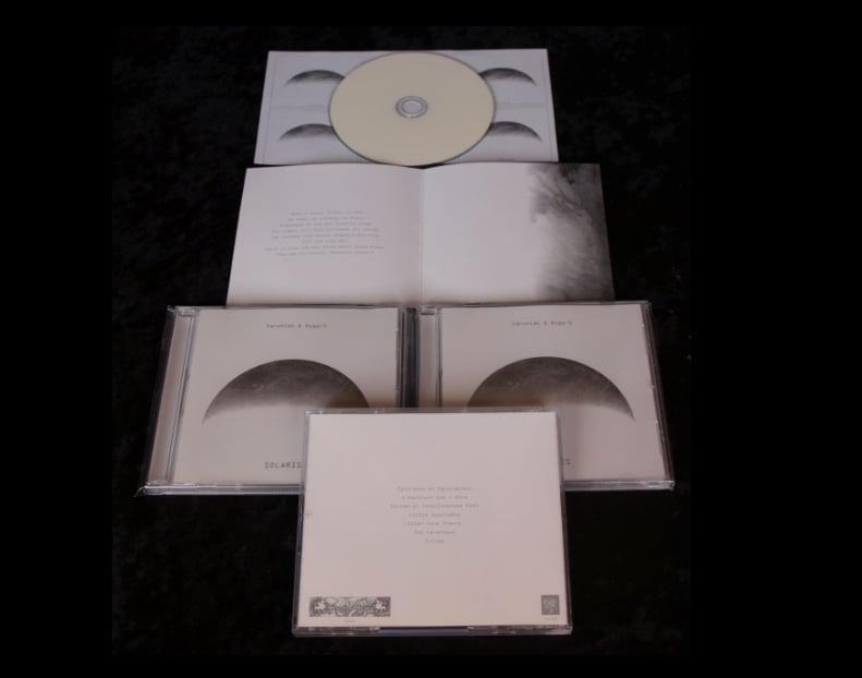 Image of SOLARIS (Varunian & Duga-3) CD