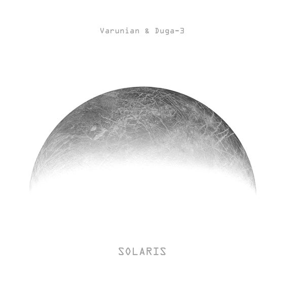 Image of SOLARIS (Varunian & Duga-3) CD
