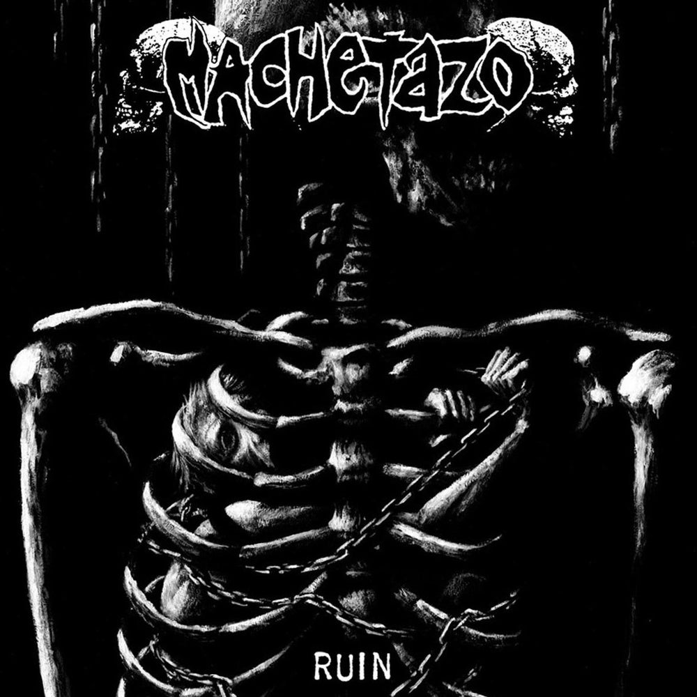 "Image of MACHETAZO ""Ruin"" CD"