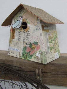 Image of Jennifer Collier: Paper Bird Boxes