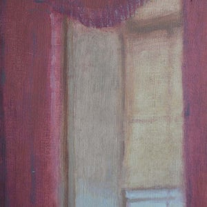 Image of 20thC Oil Painting, 'Saltram House, Devon.' Mary Beresford Williams
