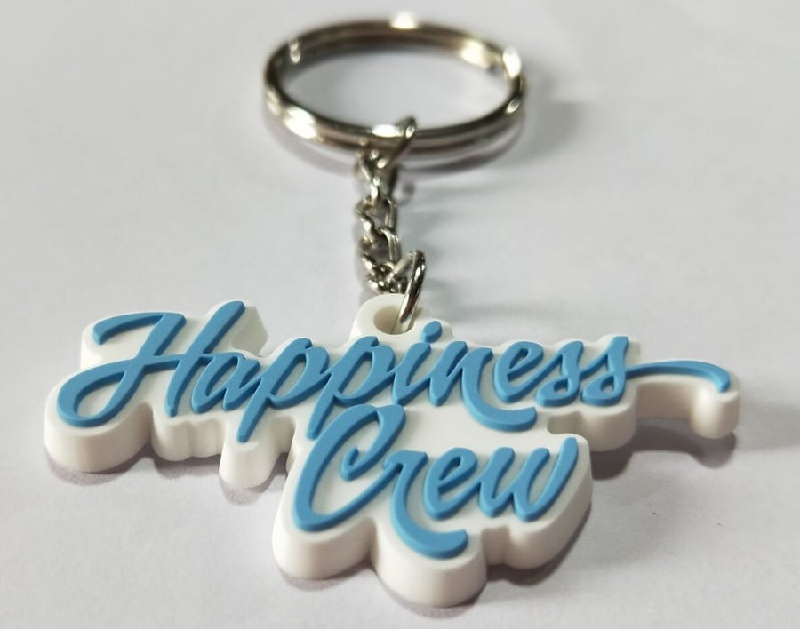 Image of Retro Keychain