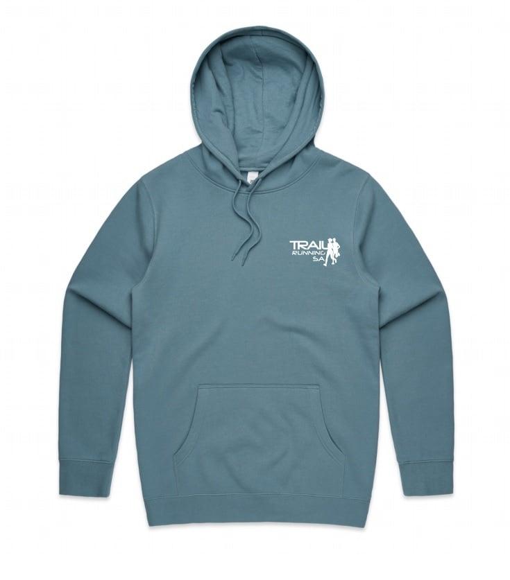 Image of Unisex Pullover Hoodie - Slate Blue