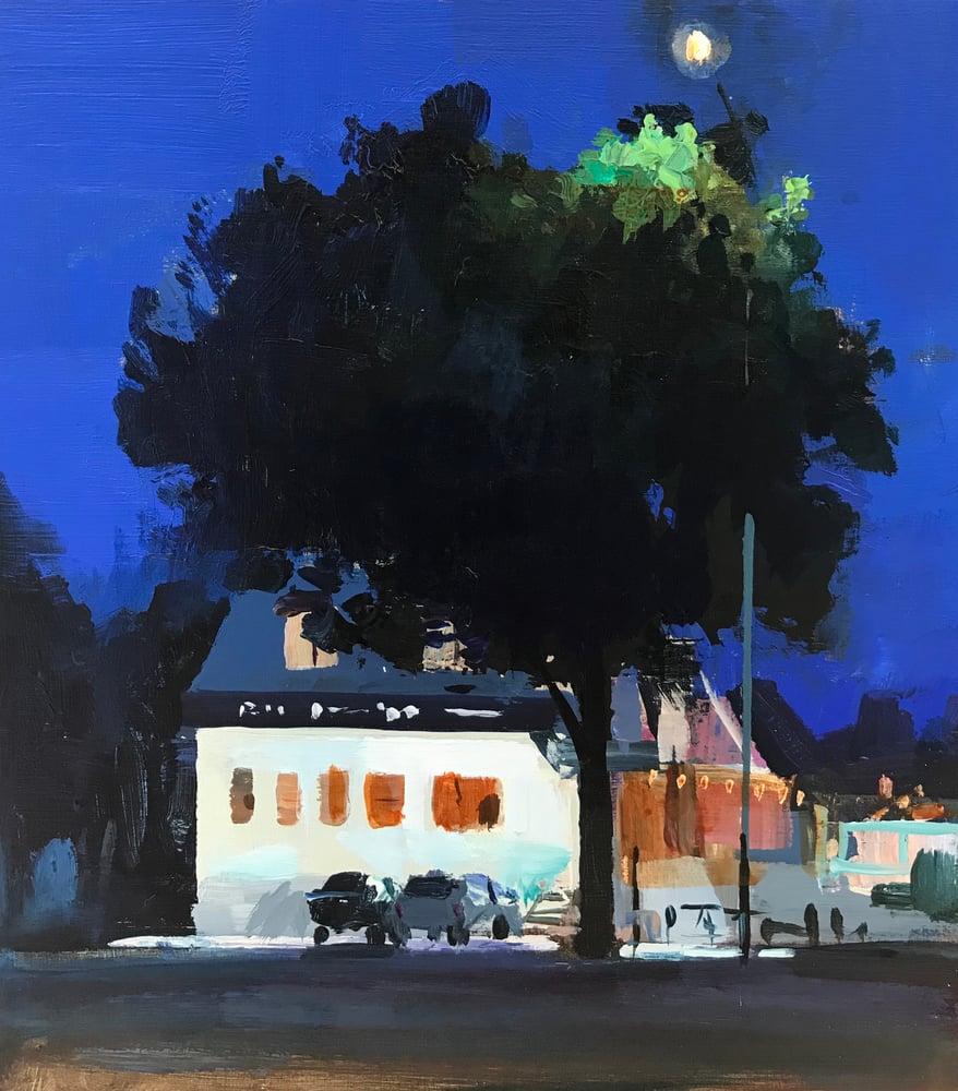 Image of June Evening