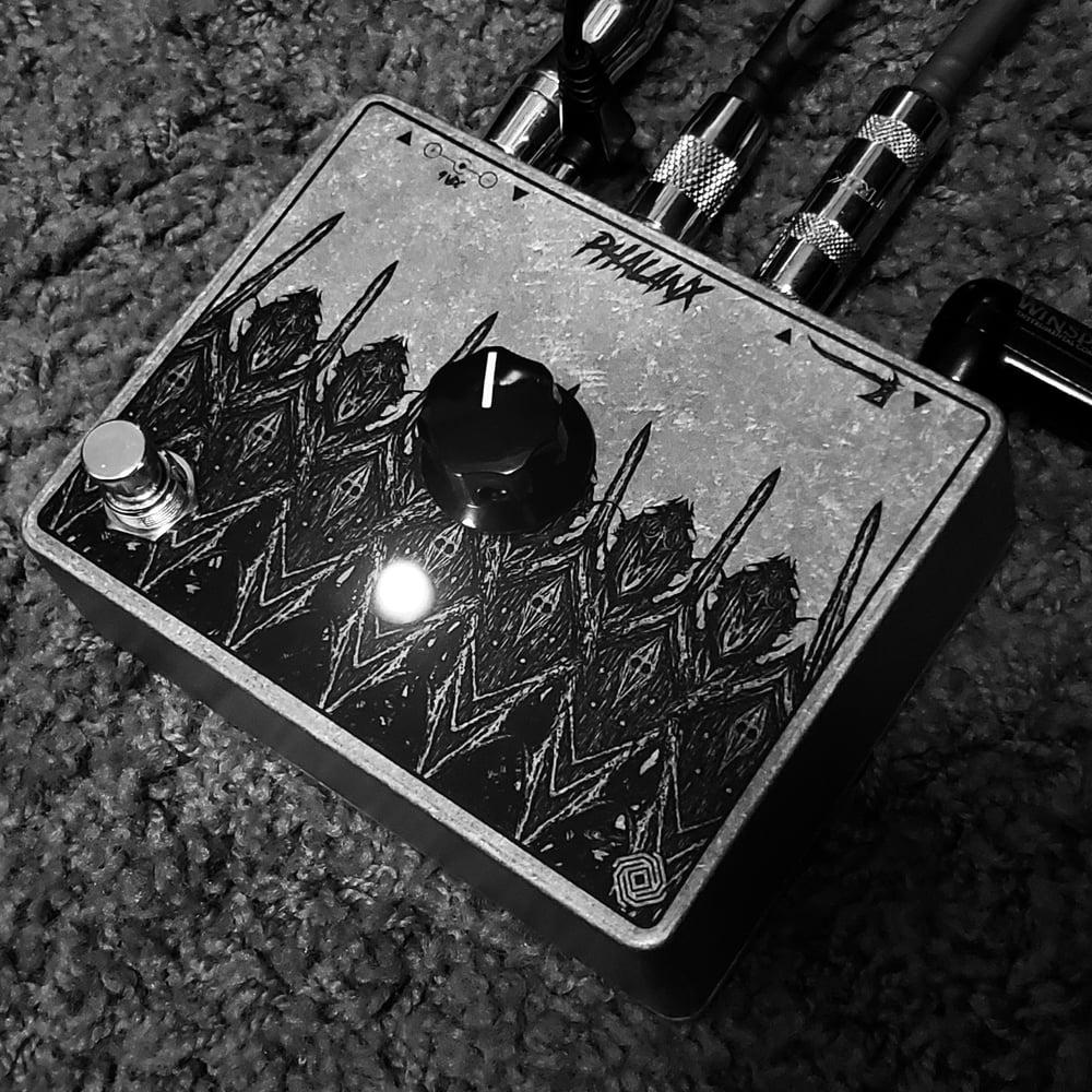 Image of Phalanx Noisegate - Blackout Edition (ETA: APRIL 2021)