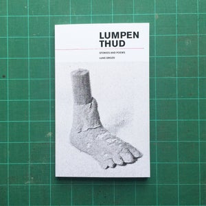 Image of LUMPEN THUD - Short Story & Poetry Book