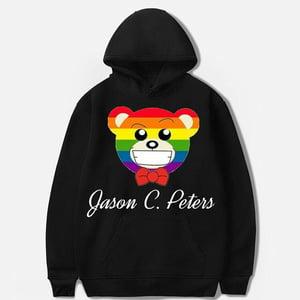 Image of Equality Bear Hoodie