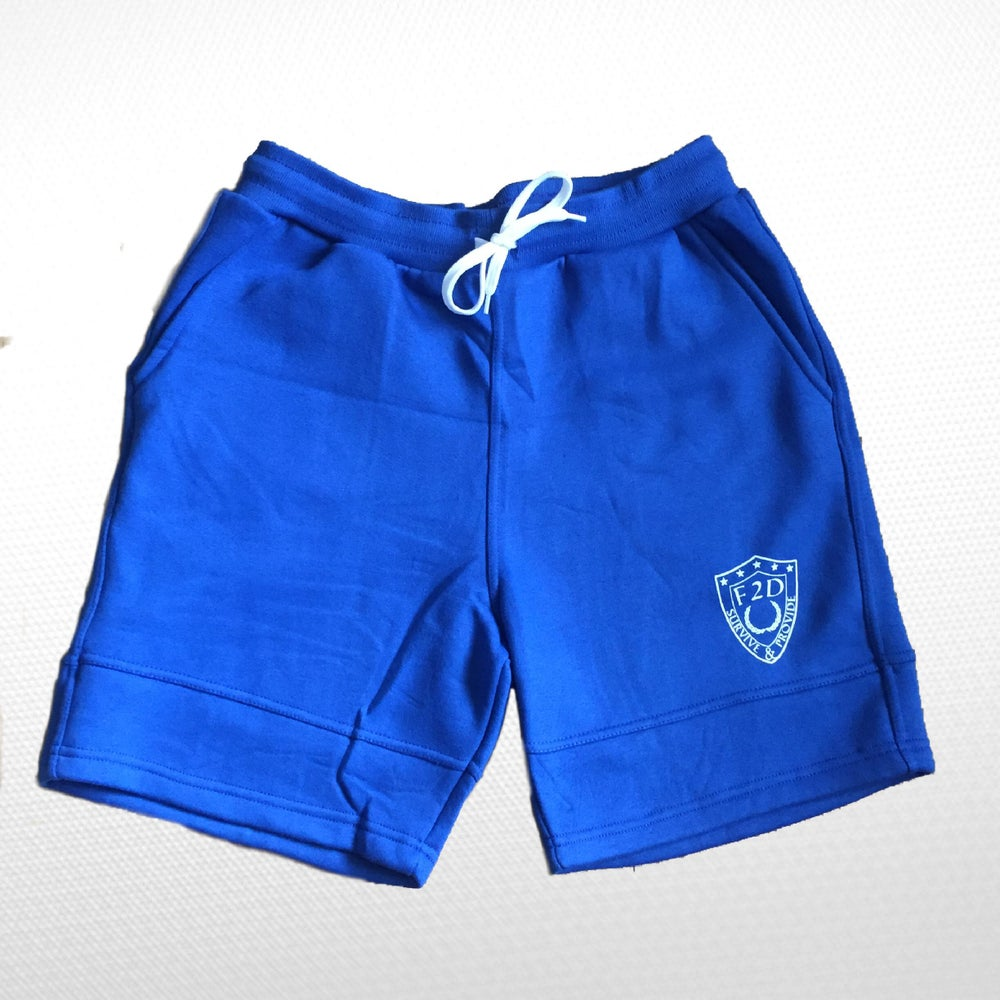 Image of ROYAL BLUE SHORTS