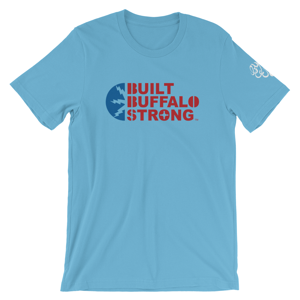 Image of Built Buffalo Strong - Blue