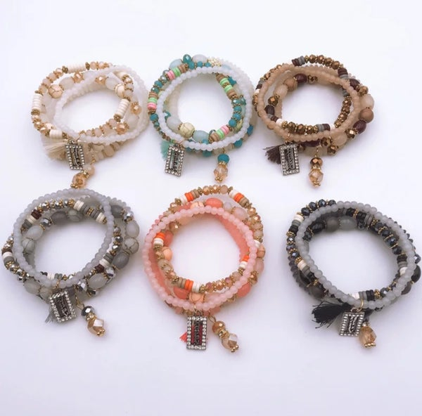 Image of Kia Hari Bracelet Set