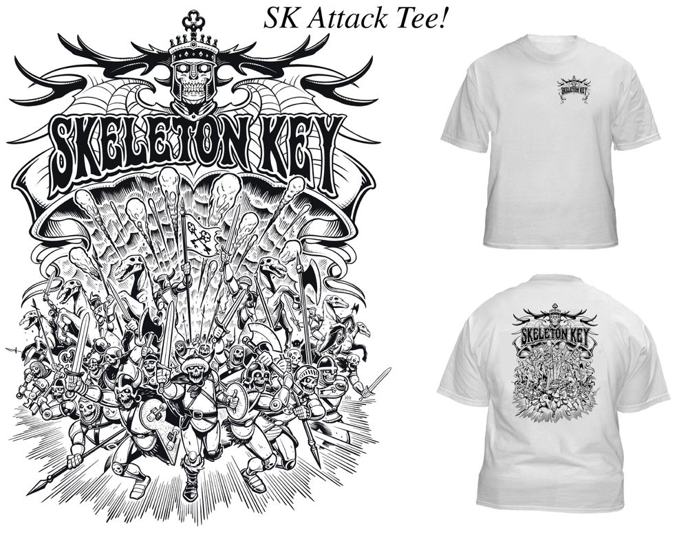 Image of SK Attack Tee