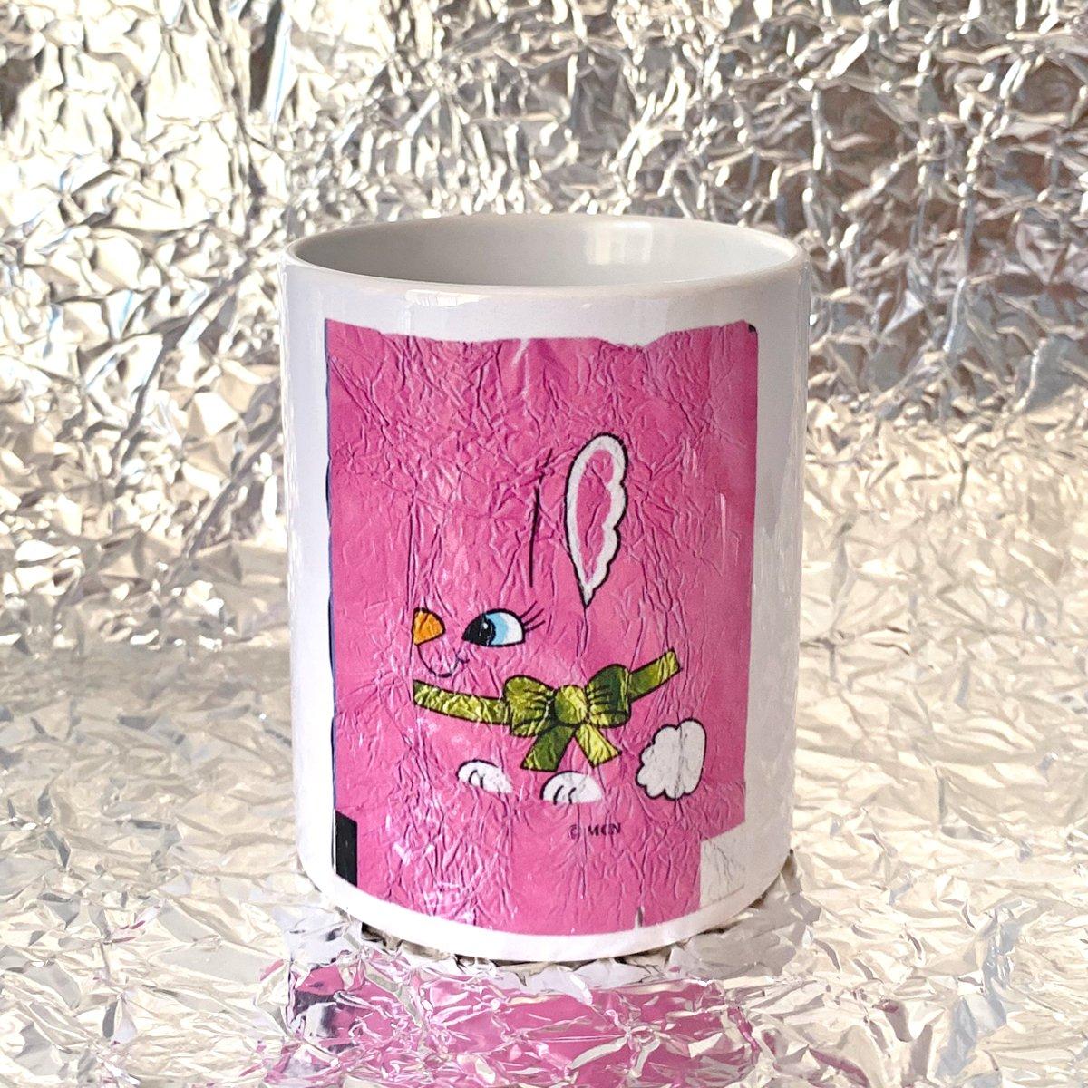 Image of Pink Bun Foil