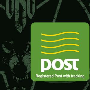 Image of Registered post