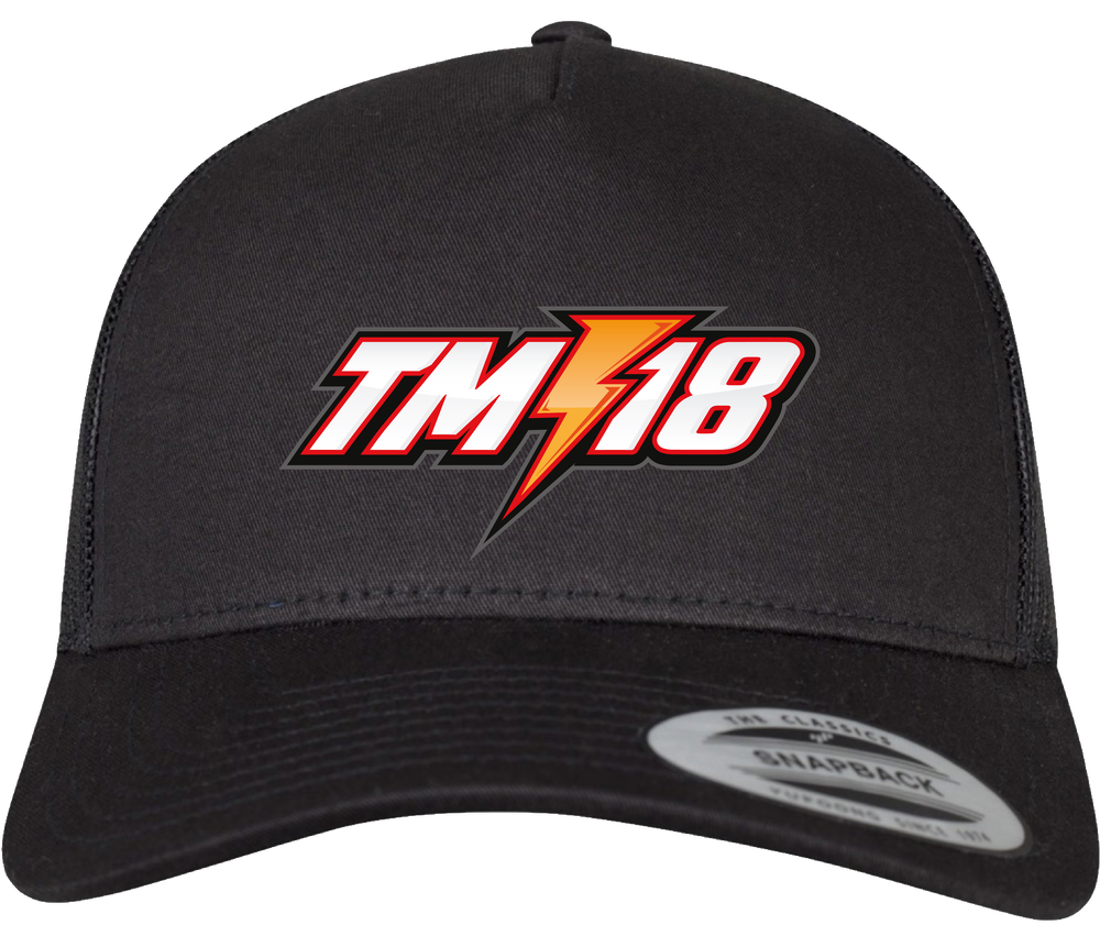 "Image of NEW TM 18 Official ""Racing"" Trucker Hat"