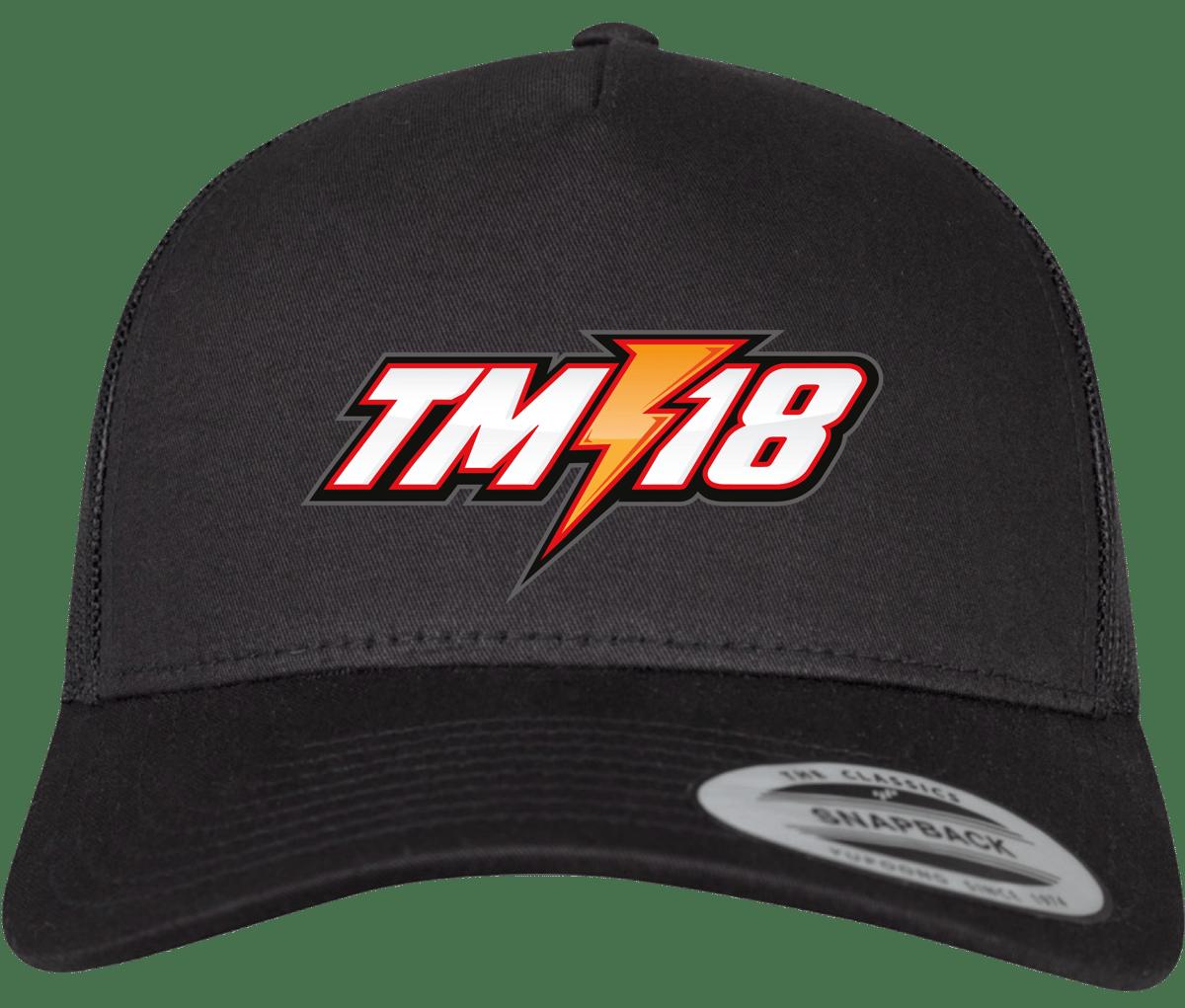 "Image of NEW TM 18 Official ""Racing"" Trucker Hat"
