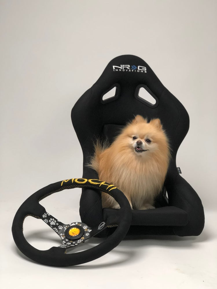 Image of NRG X Mochi Steering Wheel