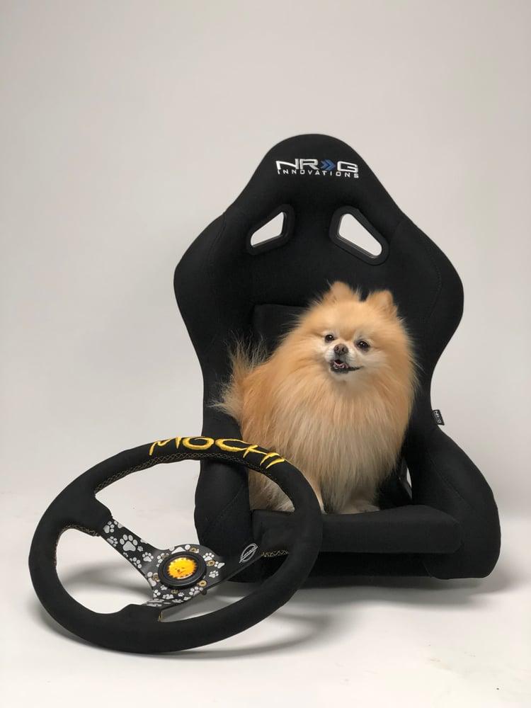 Image of NRG X Mochi Steering Wheel