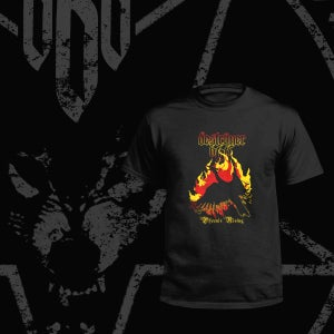 Image of PHOENIX RISING t-shirt