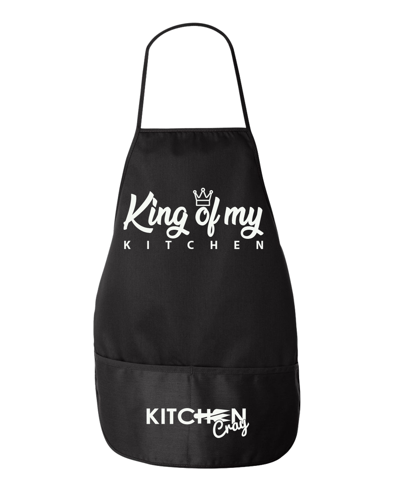 Image of King Of My Kitchen Apron
