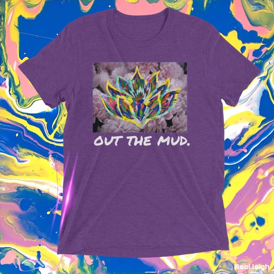 Image of OUT THE MUD.