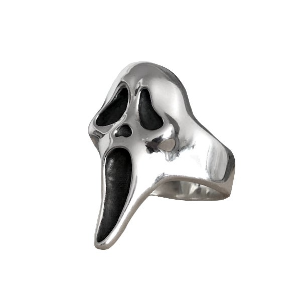 "Image of ""Woodsboro"" Ring (Silver)"