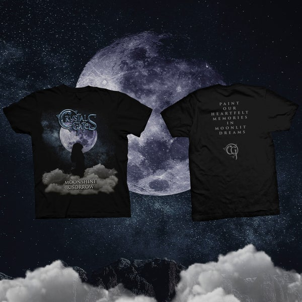 Image of Moonshine & Sorrow T-Shirts