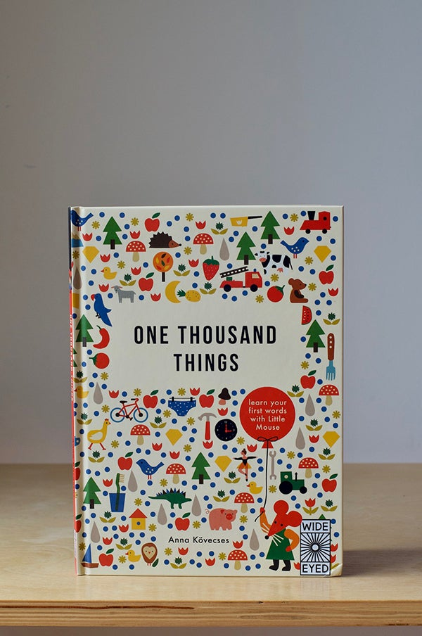 Image of One Thousand Things
