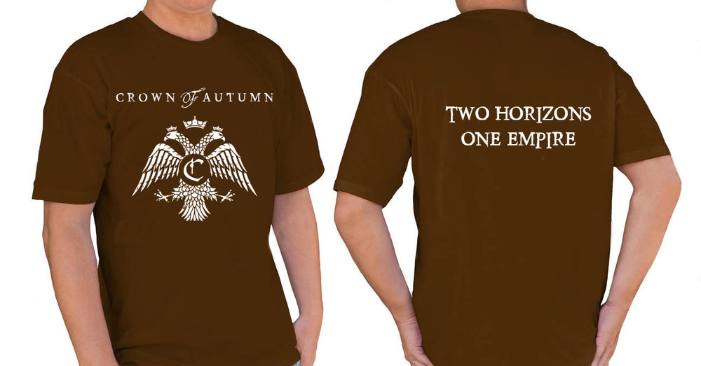 "CROWN OF AUTUMN ""Byzantine"" shirt"