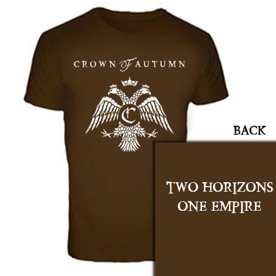 "Image of CROWN OF AUTUMN ""Byzantine"" shirt"
