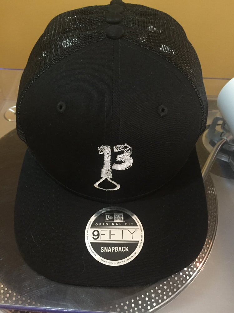 Image of 13 knot logo hat