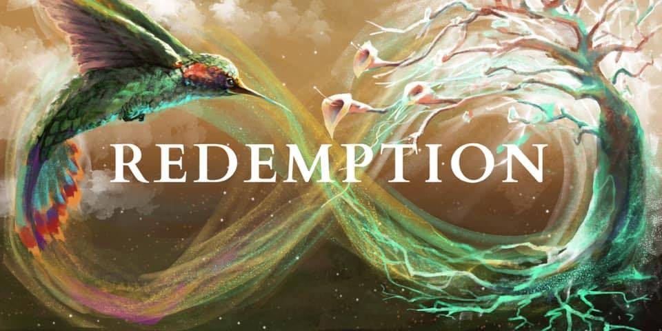 Image of TRINITY- REDEMPTION & LIBERATION & BLUE LOTUS PACK
