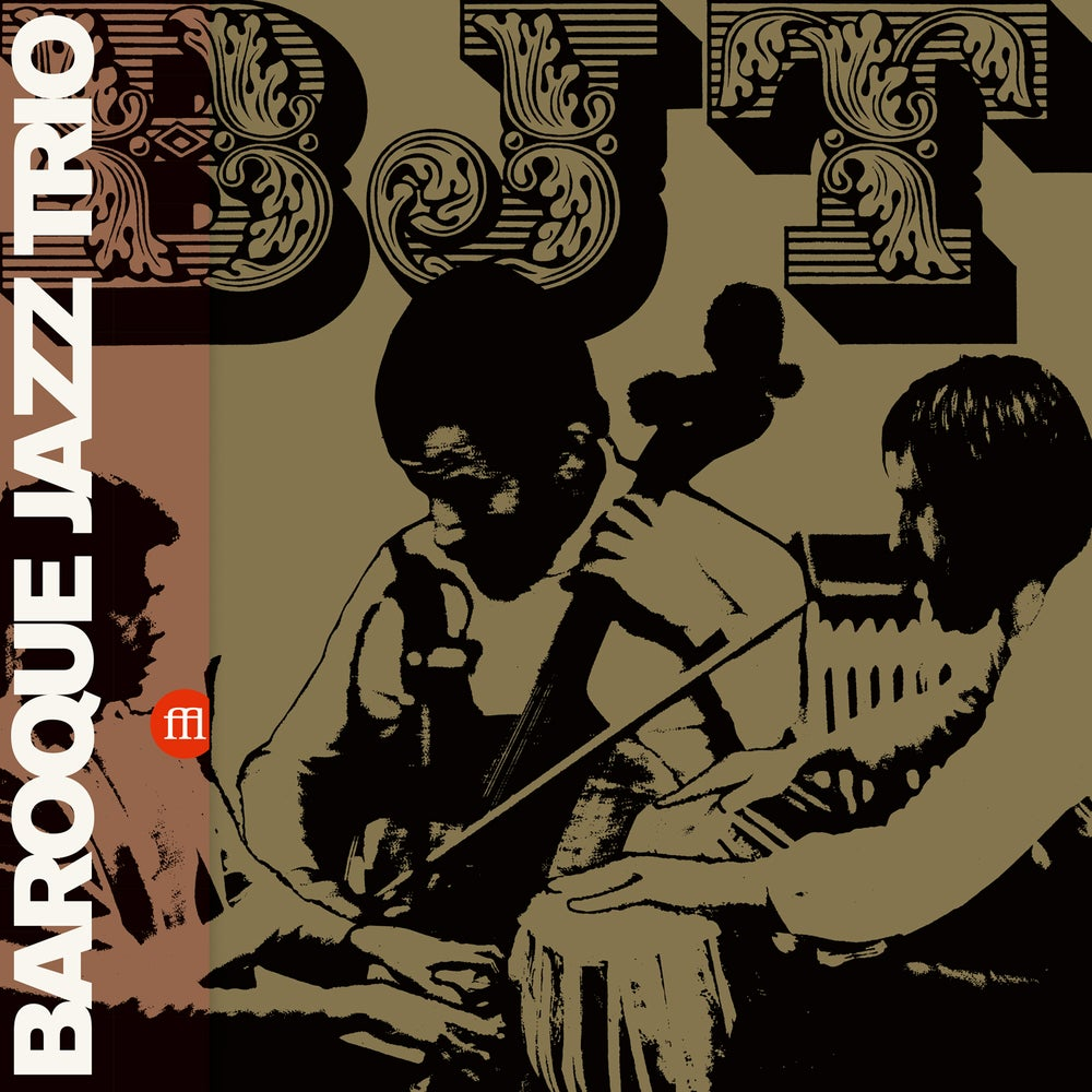 Image of BAROQUE JAZZ TRIO - Baroque Jazz Trio (FFL056)