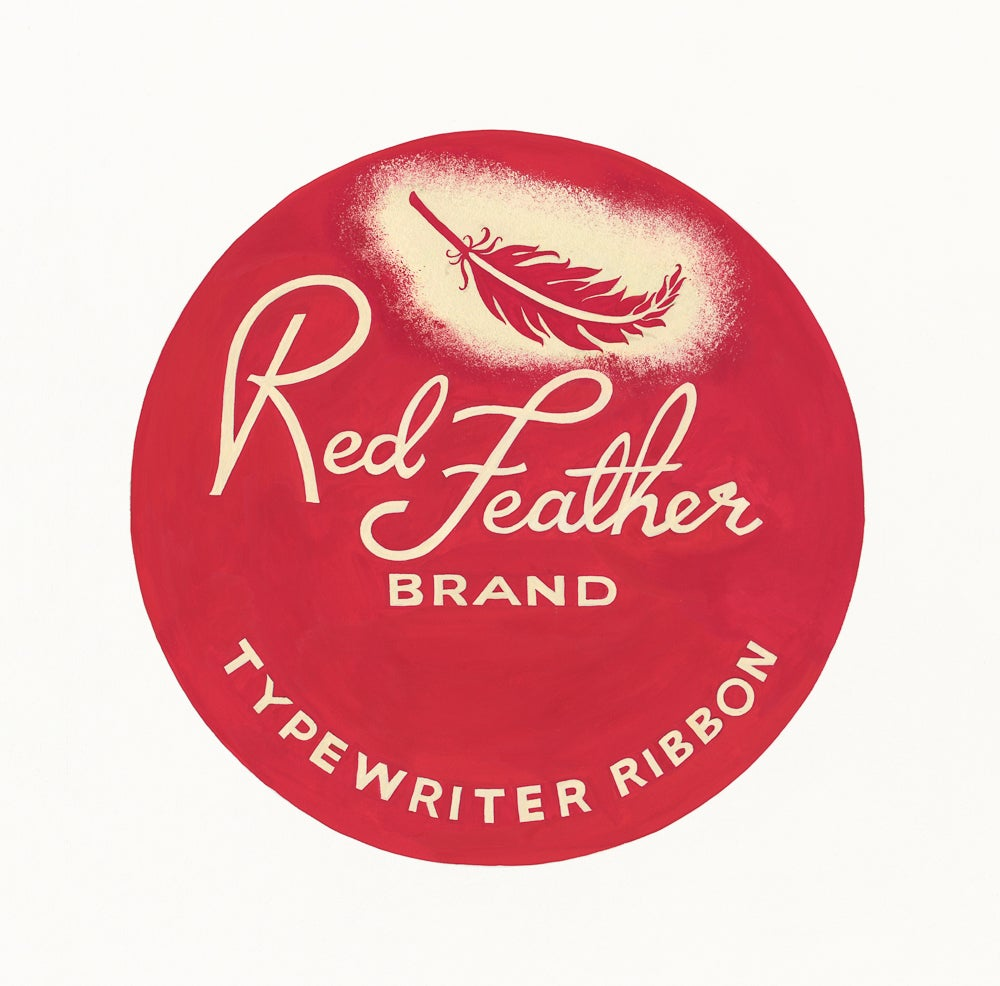 Image of Red Feather