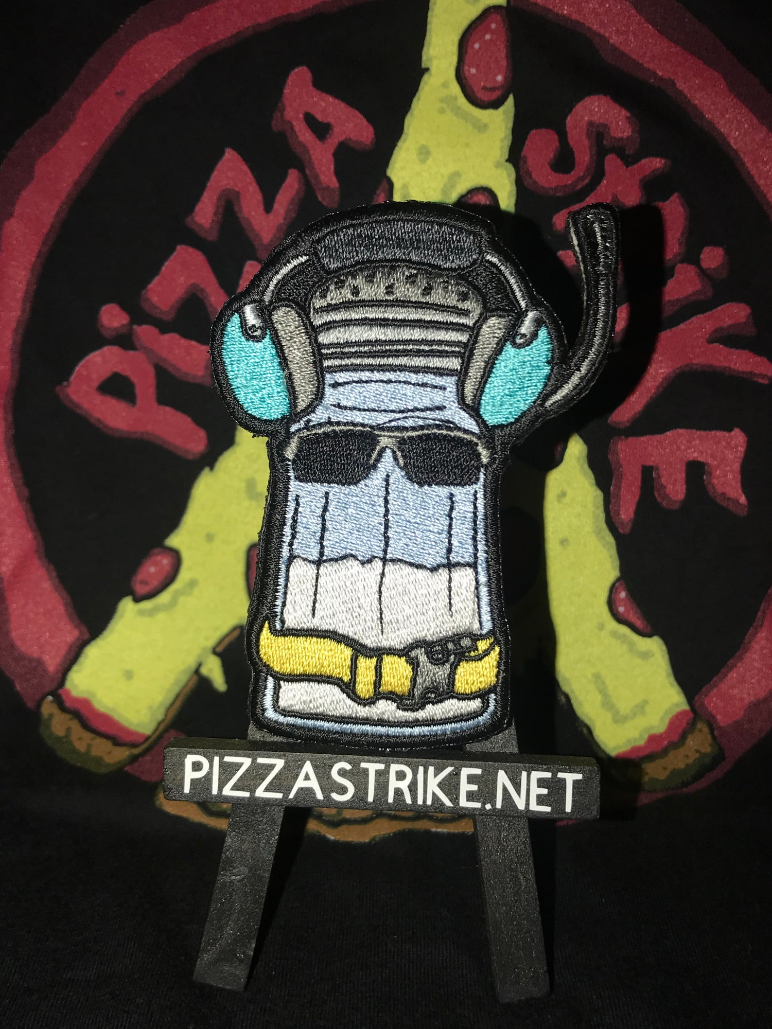 Image of Salty Crew Chief Patch