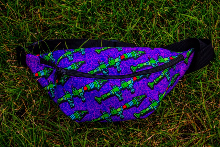 Image of Nuttz Rocket Launcher Fanny Pack