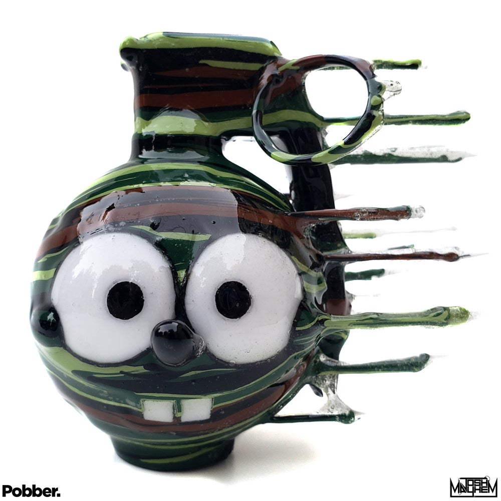 Image of Camo Bomb (Spongrenade) by Josh Mayhem