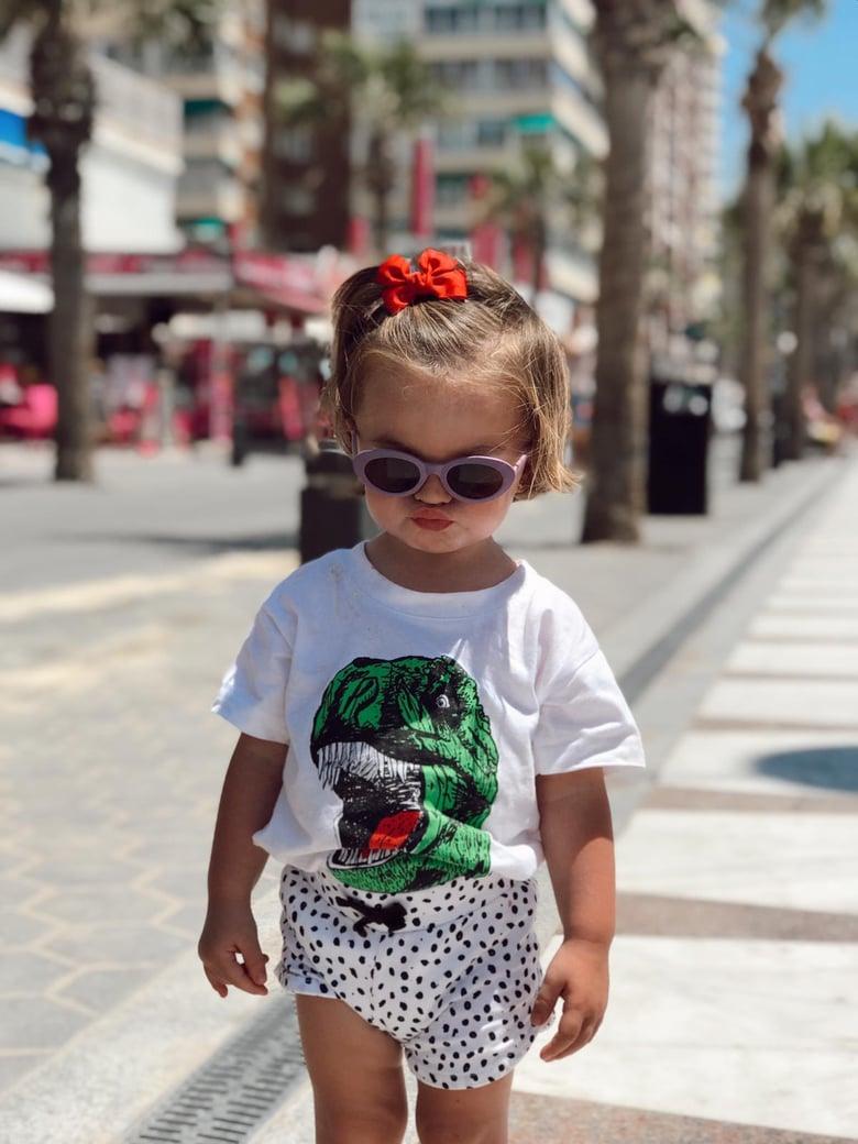 Image of Camiseta T-Rex niño