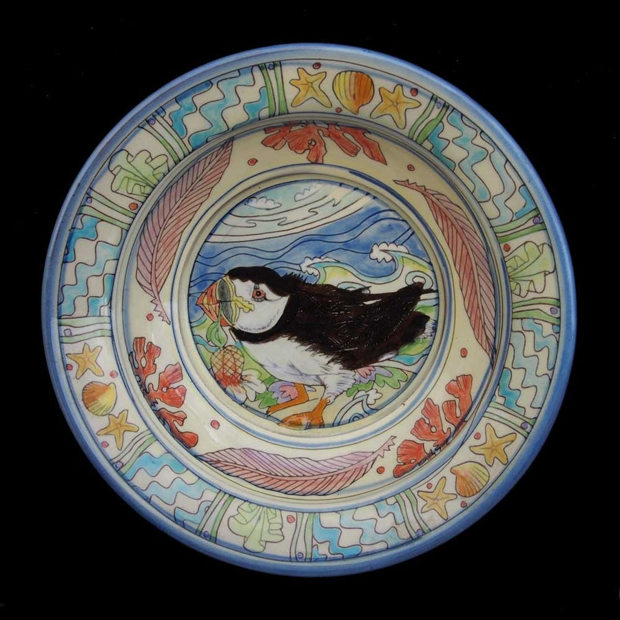 Image of Maureen Minchin Puffin Bowl