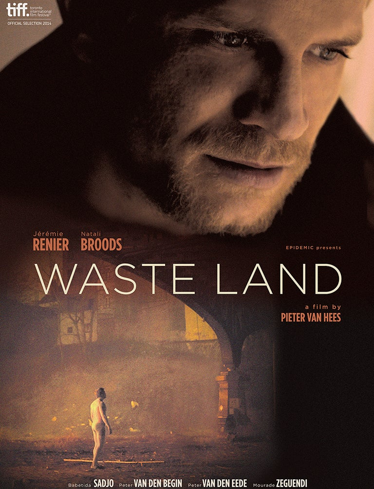 Image of WASTE LAND (DVD)