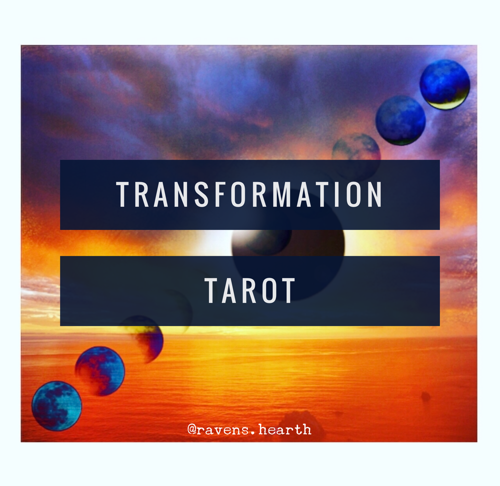 Image of TRANSFORMATION TAROT