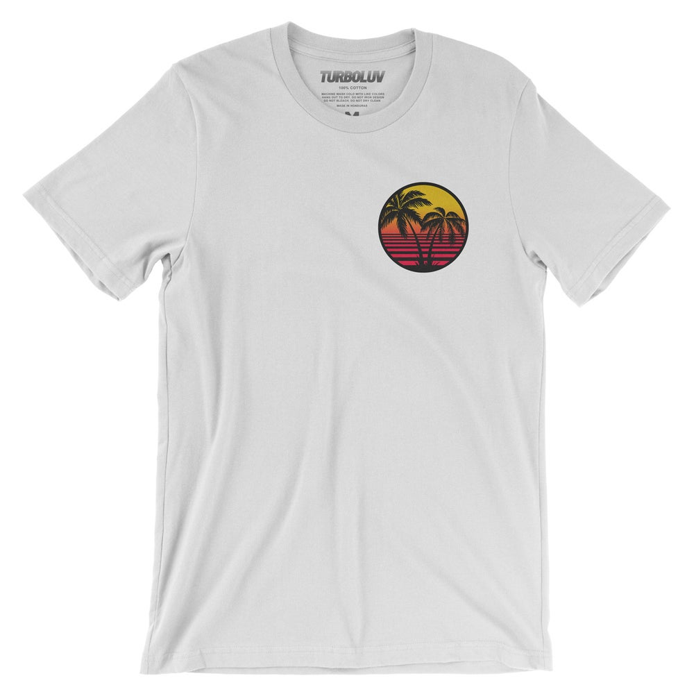 Image of RETRO SUNSET T-Shirt