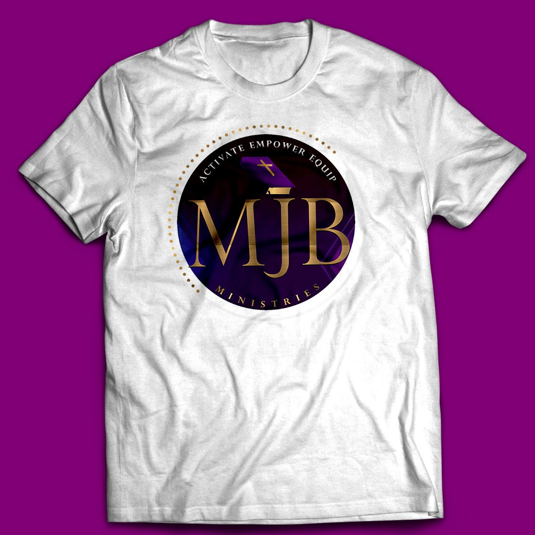 Image of MJB MINISTRIES TSHIRT