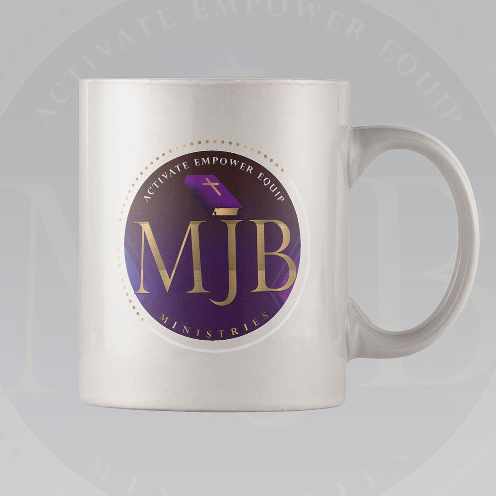 Image of MJB MINISTRIES COFFEE MUG