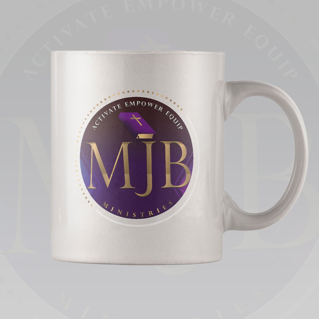 Image of MJB MINISTRIES COFFEE MUG