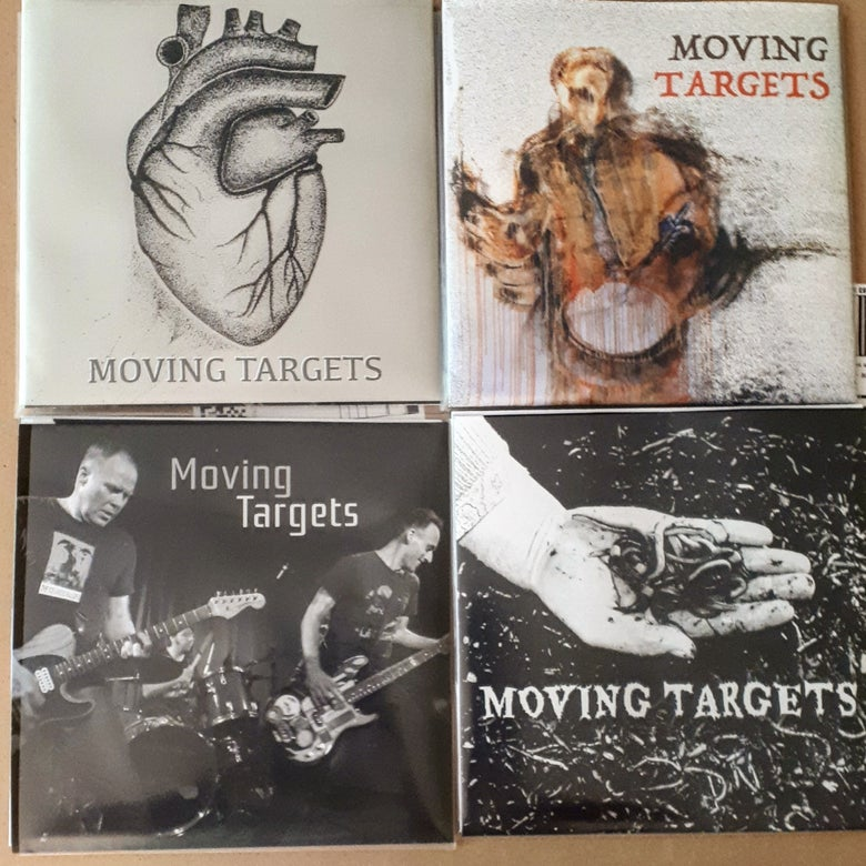 "Image of Moving Targets - Limited Edition 7""EP (German Import)"