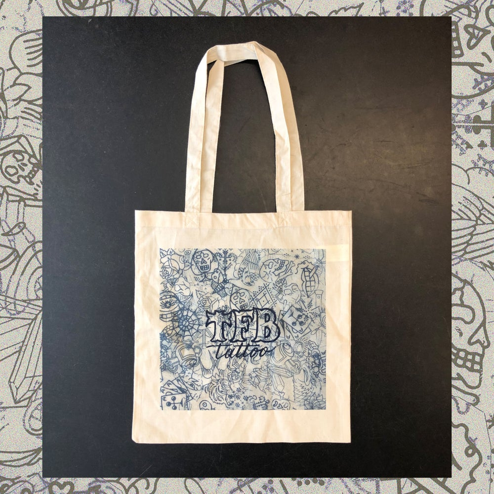 Image of Limited Edition Flash Day Tote Bag