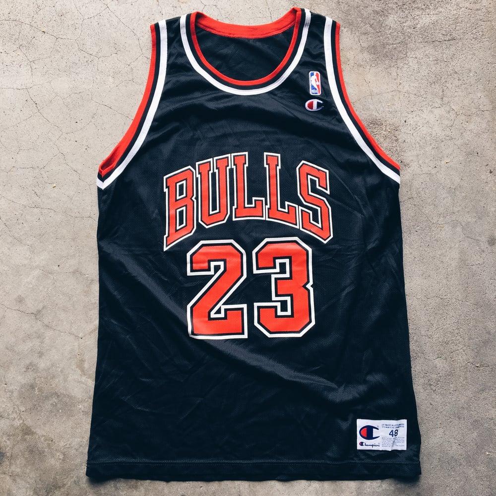 Image of Original 90's Champion Michael Jordan Jersey.