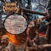Image of INHUMAN DEPRAVATION-CANNIBALISTIC EXTINCTION CD